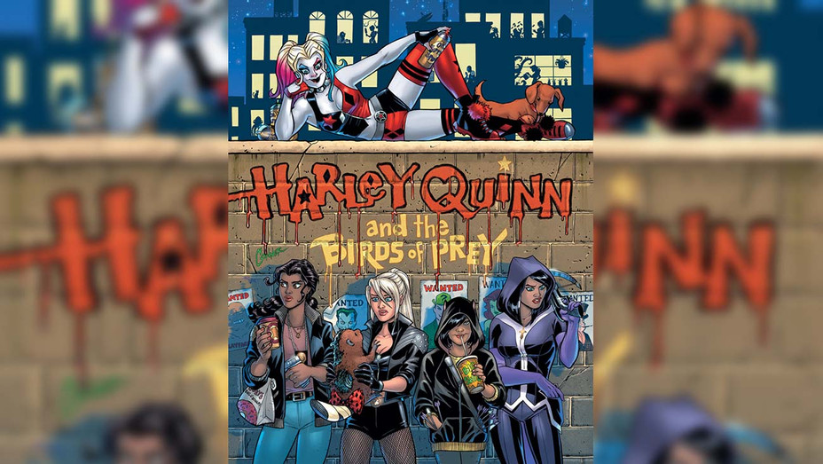 Dc Announces New Harley Quinn And The Birds Of Prey Comic Book Series For February Hollywood Reporter