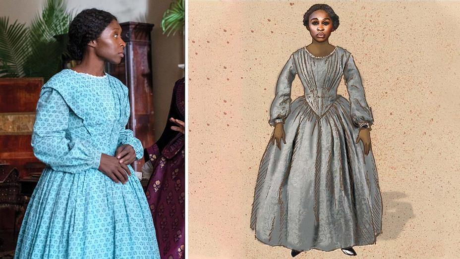 Harriet - costume-sketch - Publicity - Split - H 2019