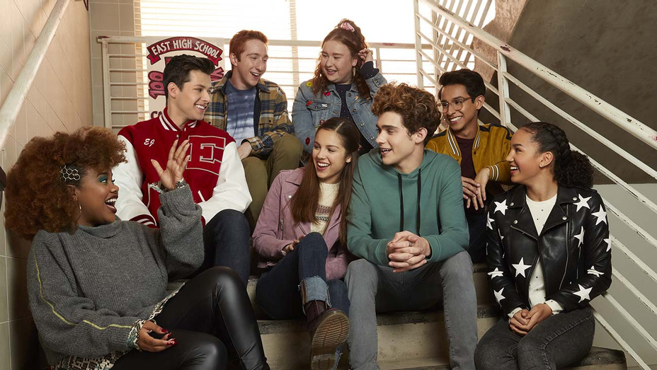 HIGH SCHOOL MUSICAL- THE MUSICAL- THE SERIES_Cast - Publicity - H 2019