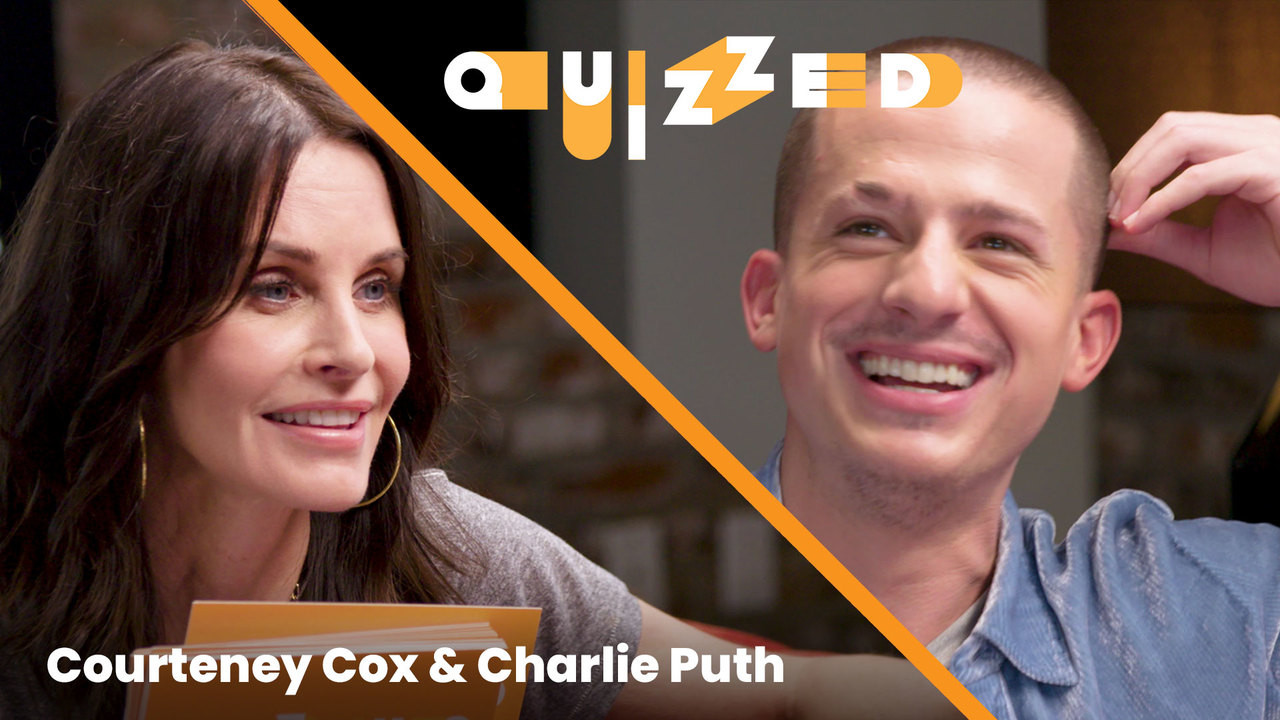 'Friends' Trivia with Courteney Cox and Charlie Puth | Quizzed
