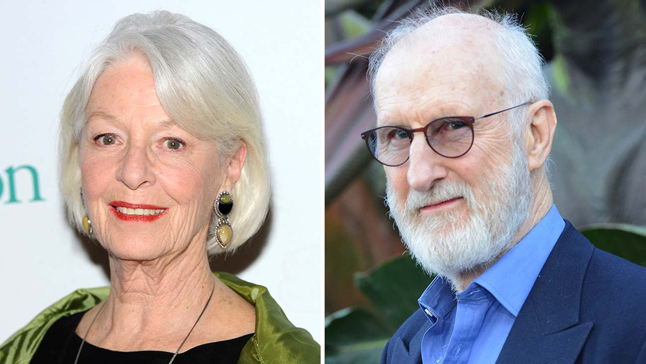 Jane Alexander and James Cromwell split - Getty-H 2019