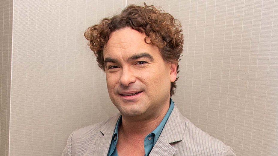 Johnny Galecki - Getty - H 2019