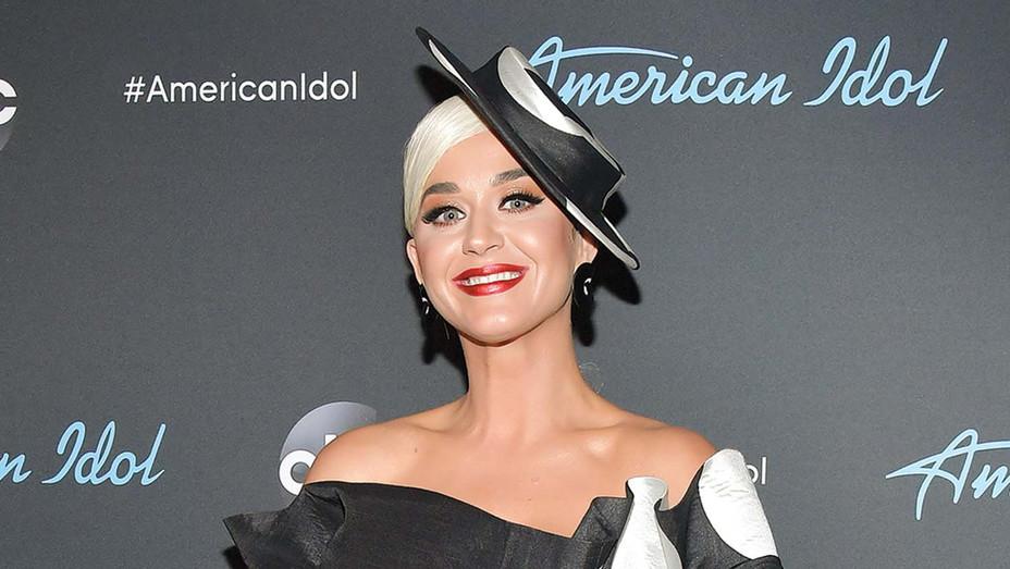 "Katy Perry attends ABC's ""American Idol"" Finale - Getty - Splash -2019"