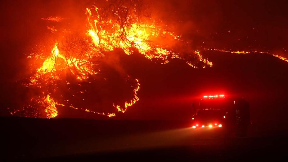 California Kincade Fire — Getty — H 2019