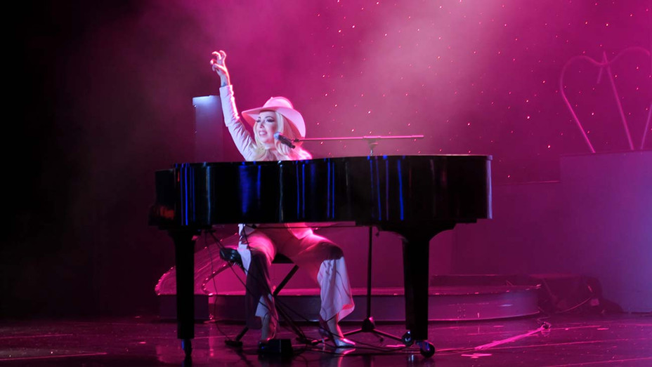 Lady Gaga Performing You and I- Publicity - H 2019