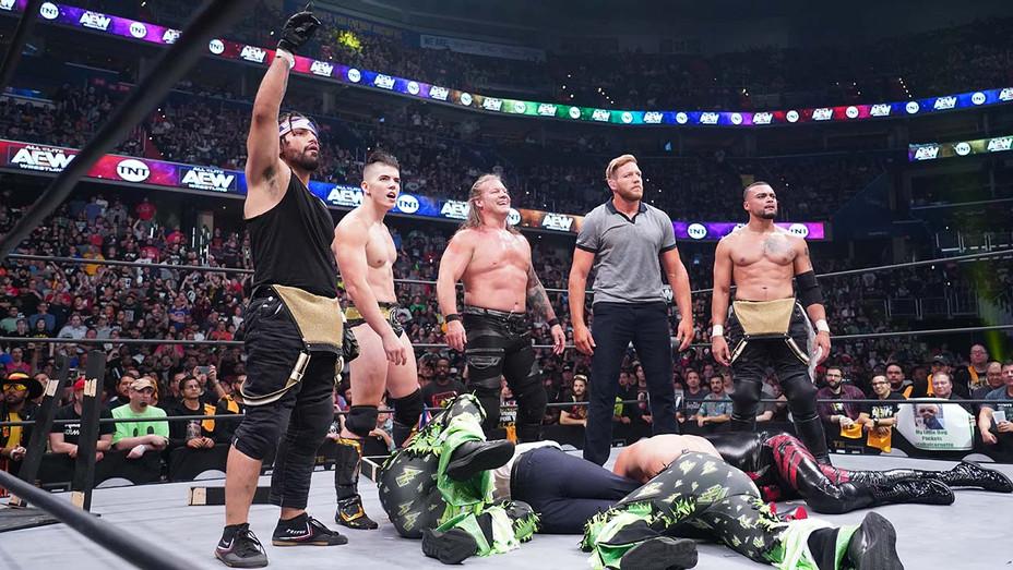 Elite Wrestling Dynamite - TNT Publicity_H 2019