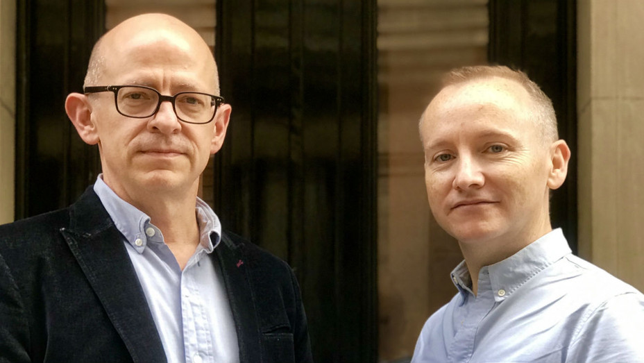 Youngest Media co-founders Lucas Church and David Flynn