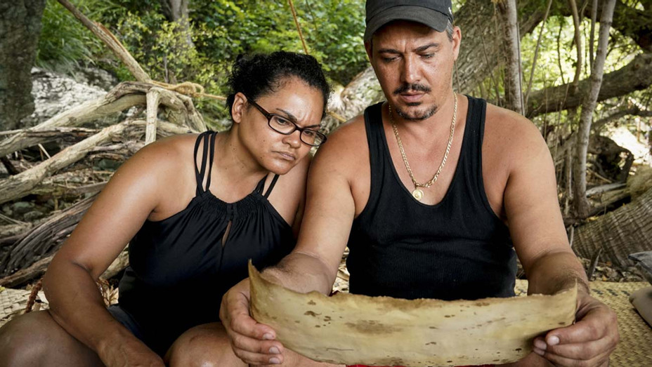 SURVIVOR Island of Idols -Honesty Would Be Chill-Sandra Diaz-Twine and Boston Rob Mariano - Publicity -H  2019