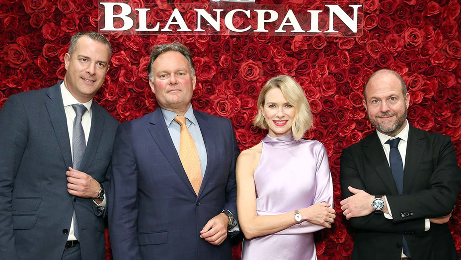 Blancpain Opening a Marilyn Monroe Exhibit  - Main - Publicity_H 2019