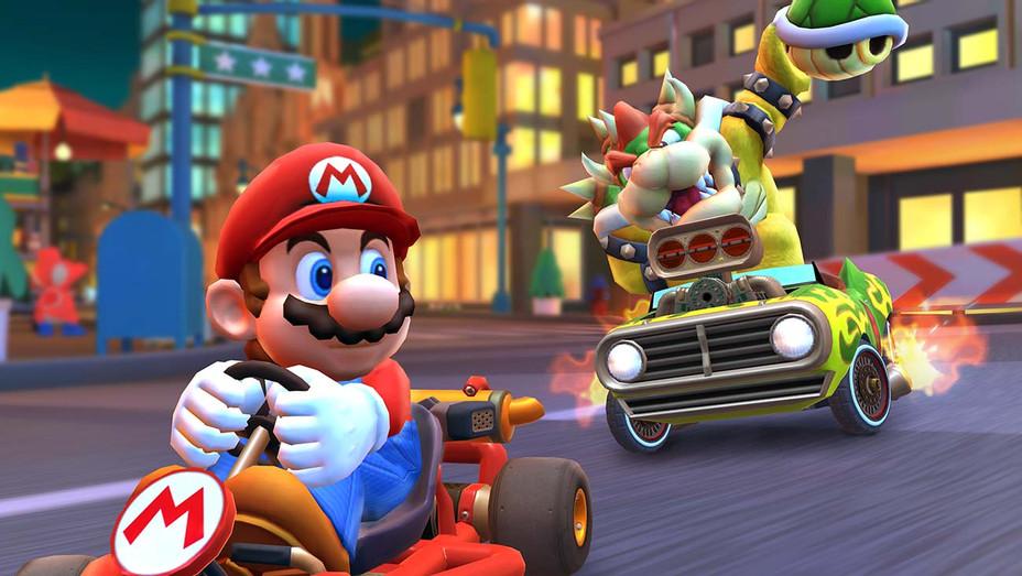 Mario Kart Tour Game Still 2 - Publicity - H 2019