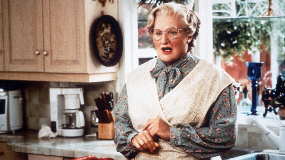 Mrs Doubtfire Thr S 1993 Review Hollywood Reporter
