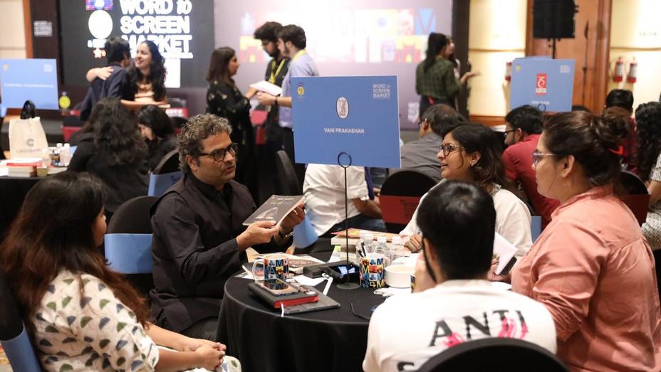 Mumbai Word to Screen market 2019 - Publicity - H 2019