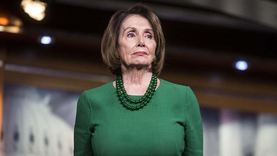 Nancy Pelosi — Getty – H 2019