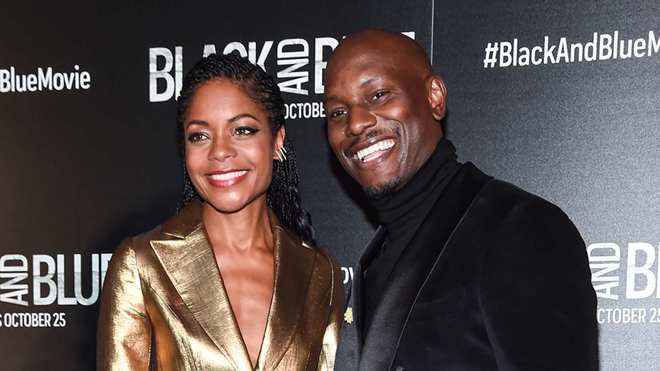 Naomie Harris and Tyrese Gibson - Getty - H 2019