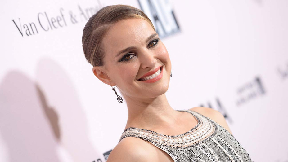 Natalie Portman attends LA Dance Project's 2019 Fundraising Gala — Getty — H 2019
