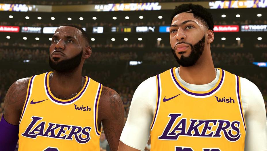 NBA 2K20 - Publicity - H 2019