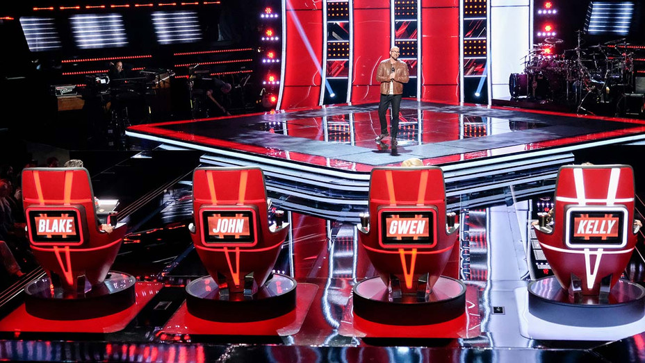 THE VOICE - Blind Auditions - Steve Knill - Publicity_H 2019