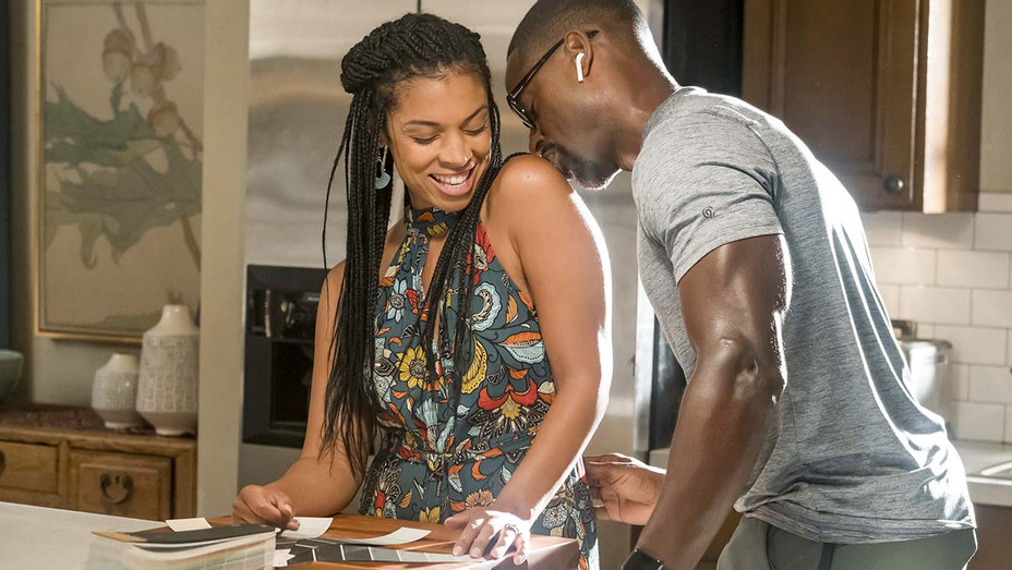 THIS IS US - The Pool  Part Two -Episode 402 - Susan Kelechi Watson - Sterling K. Brown - Publicity-H 2019