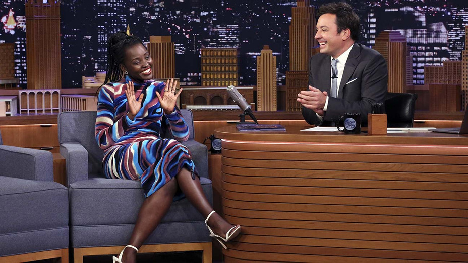 THE TONIGHT SHOW STARRING JIMMY FALLON - Episode 1135 - Lupita Nyong'o - Publicity-H 2019