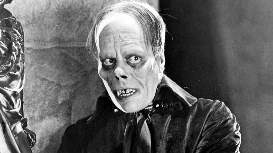 The Phantom of the Opera (1925) -Lon Chaney (as Erik, The Phantom) - Photofest-H 2019