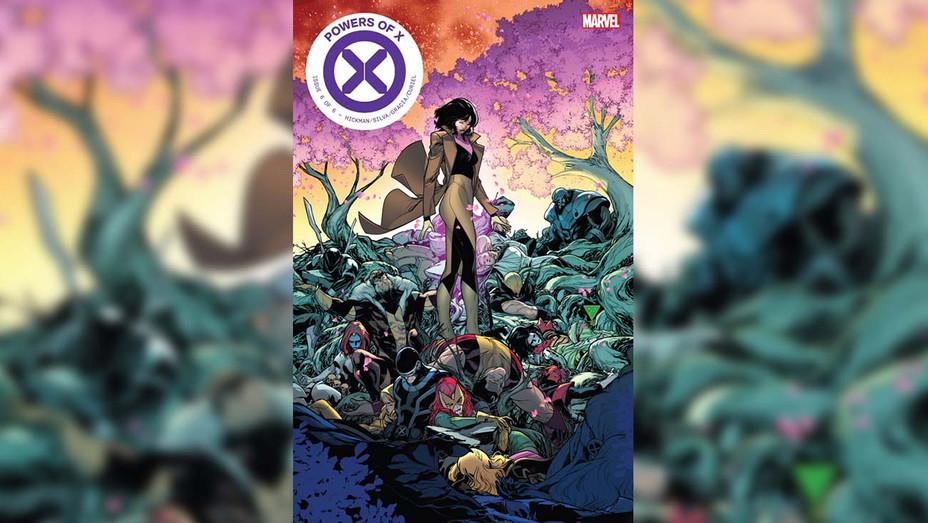Powers of X 6  - R.B. Silva/Marvel Entertainment Publicity-H 2019