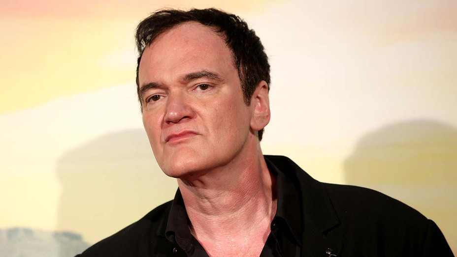 Quentin Tarantino - Getty - H 2019
