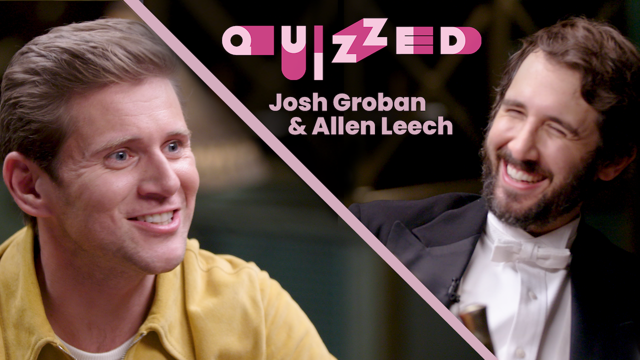 'Downton Abbey' Trivia with Josh Groban and Allen Leech | Quizzed