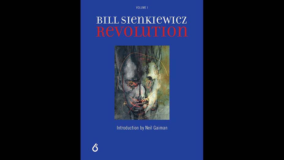 Revolution Cover - Publicity - H 2019