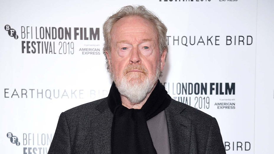 Ridley Scott - Getty - H 2019