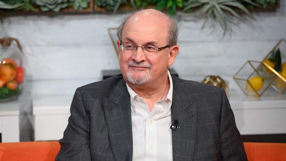 Salman Rushdie - Getty - H 2019