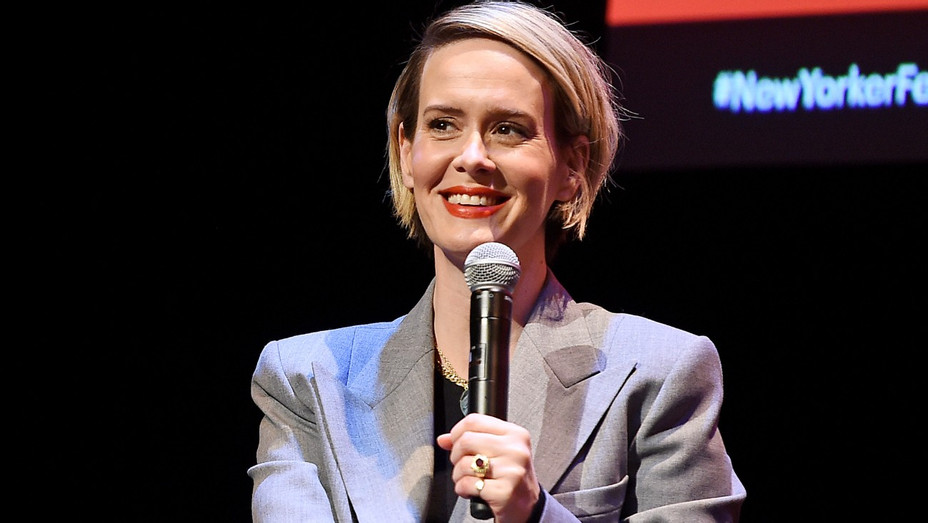 Sarah Paulson Teases Netflix S Ratched And How She Plans To Transform To Play Linda Tripp Hollywood Reporter
