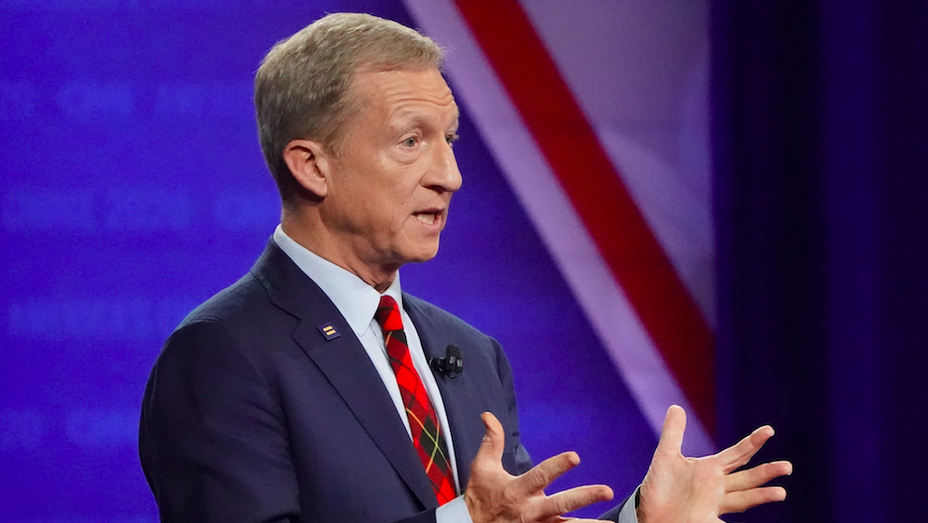 Tom Steyer - Getty