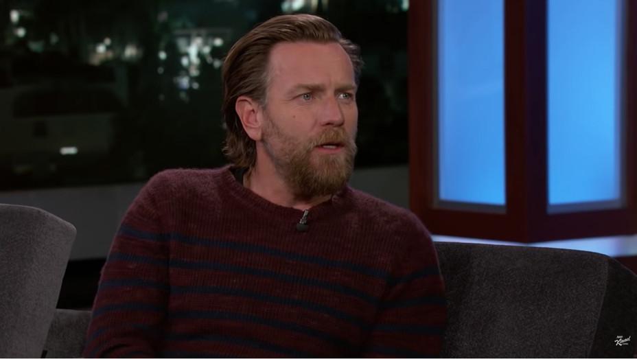 Ewan McGregor Kimmel Obi-Wan - H 2019