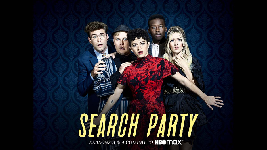 Search Party Ad - Publicity - H 2019