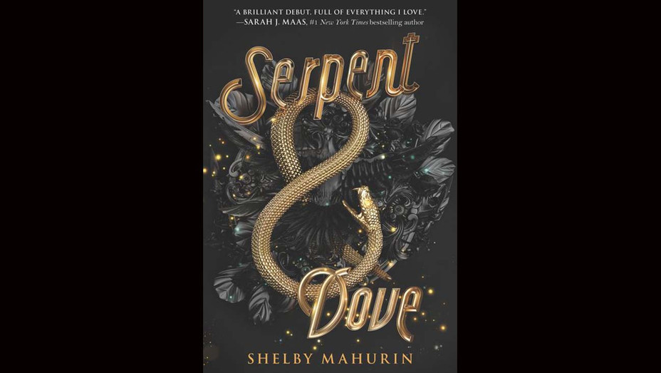 Serpent & Dove -book cover - Publicity - H 2019