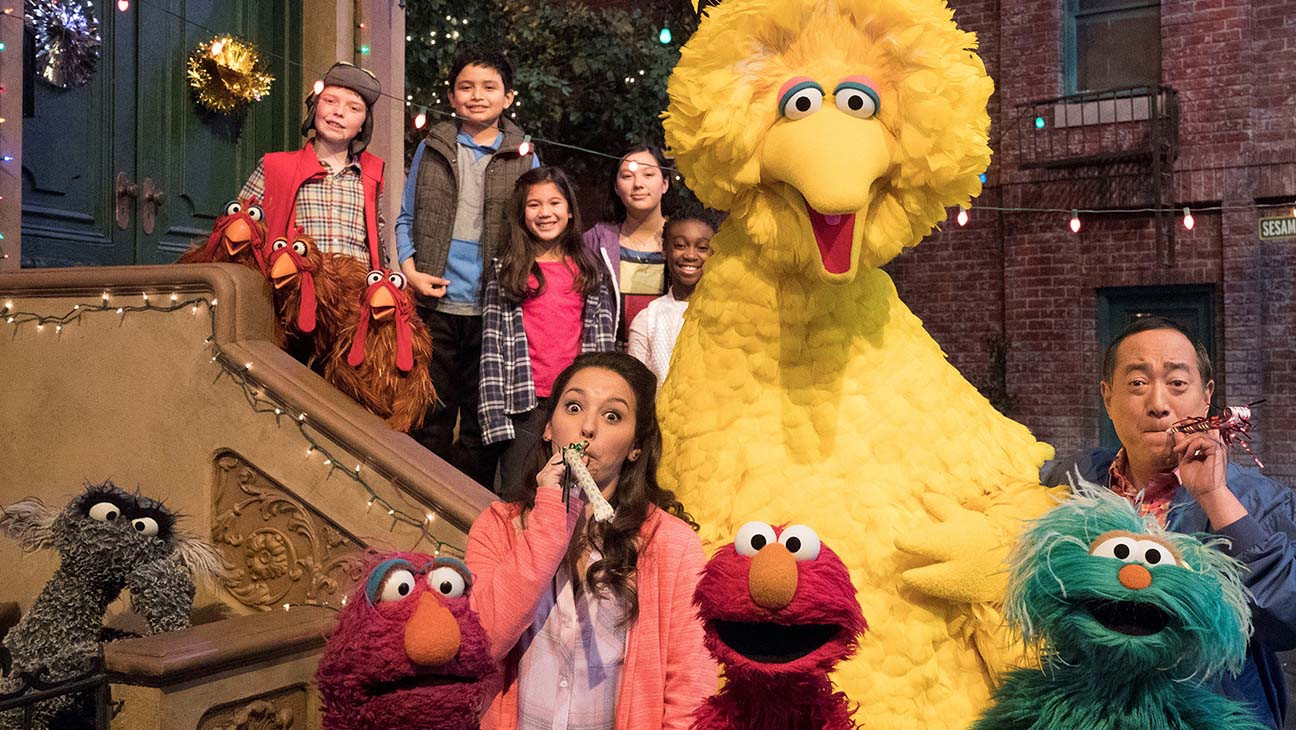 Audible Unveils 'Sesame Street' Podcast