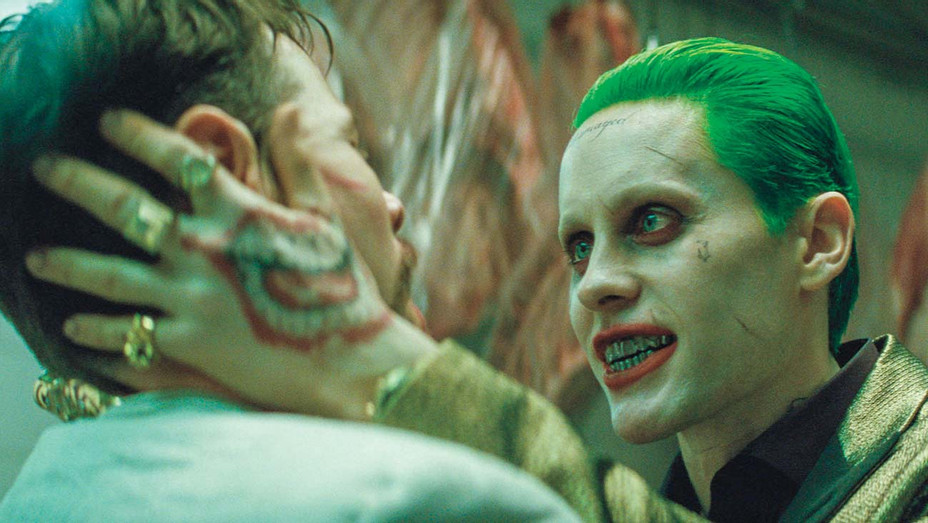 Jared Leto as the Joker in Suicide Squad - Publicity-H 2019
