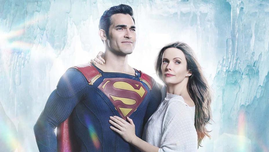 Supergirl - Superman-Lois_FirstlookTyler Hoechlin -Bitsie Tulloch  -H 2019