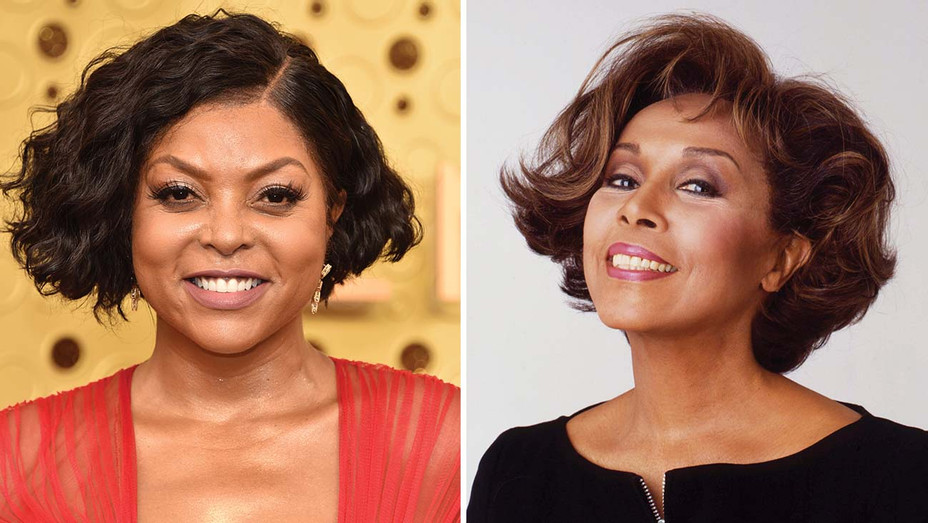 ONE TIME USE_Taraji P. Henson_Diahann Carroll_Split - Getty - H 2019