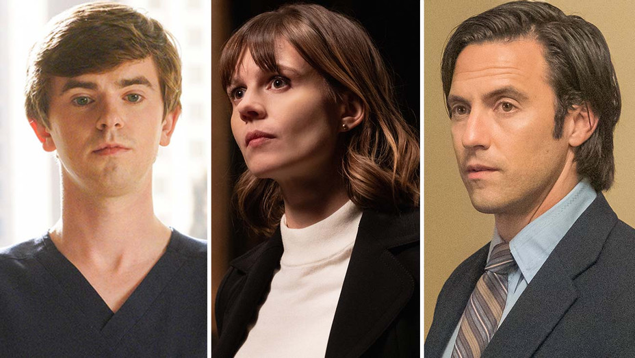 New -The Good Doctor -Evil -This Is Us - Split- Publicity-H 2019