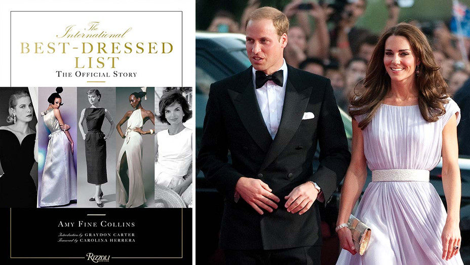 The International Best-Dressed List - Will and Kate- Publicity - Split - H 2019