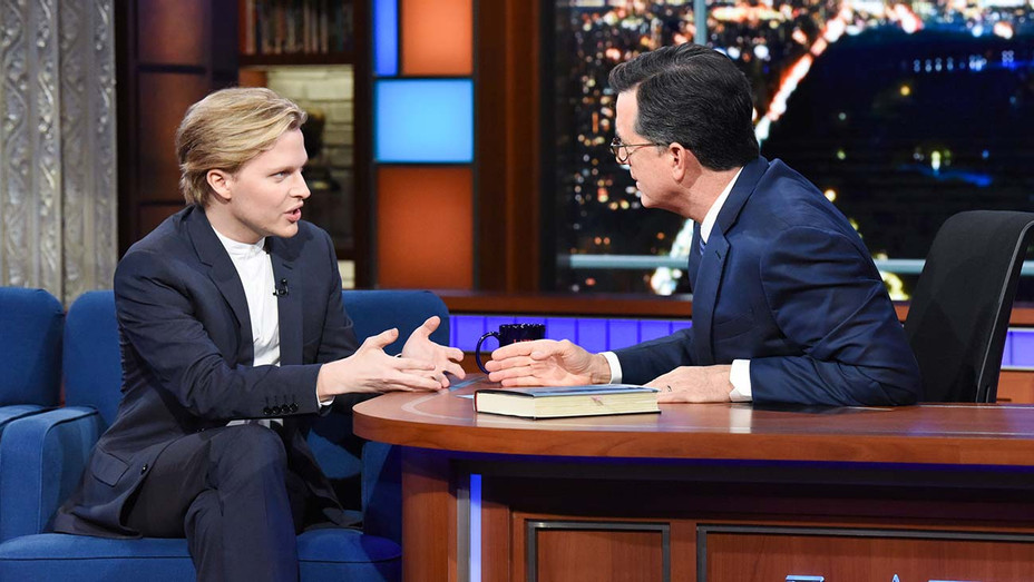The Late Show with Stephen Colbert _Ronan Farrow - Publicity - H 2019