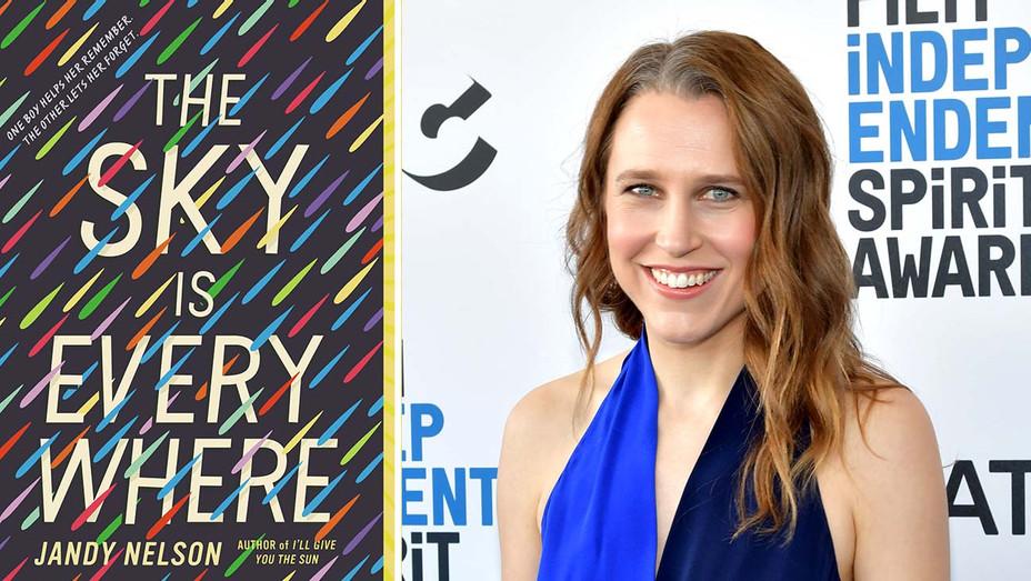 The Sky is Everywhere - director Josephine Decker- Publicity - Getty - Split - H 2019