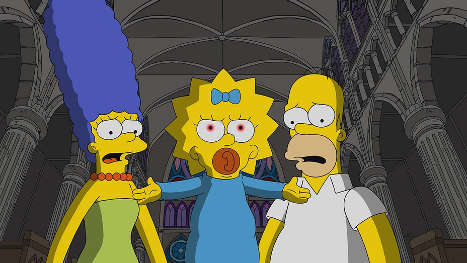 THE SIMPSONS: The 30th Treehouse of Horror - Publicity_H 2019