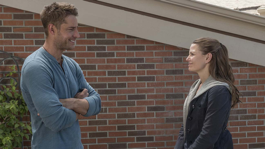 THIS IS US -Flip a Coin Episode 404 -Justin Hartley - Jennifer Morrison- Getty-H 2019