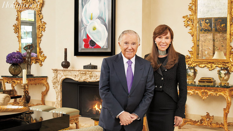 At Home With Producer Sidney Kimmel and His Museum-Worthy Personal Art Collection