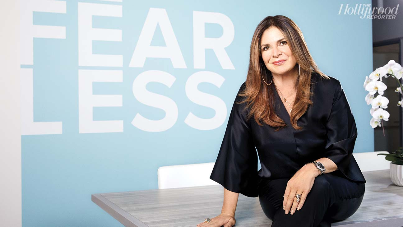 Hollywood Business Manager Lou Taylor Is Ferociously Breaking The Glass Ceiling Hollywood Reporter