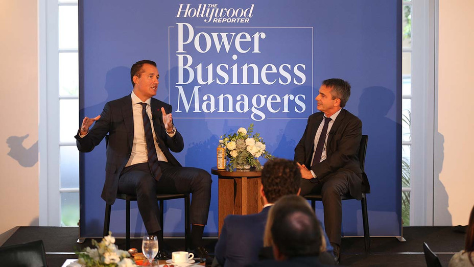 THR Power Business Managers Breakfast - Publicity - H 2019