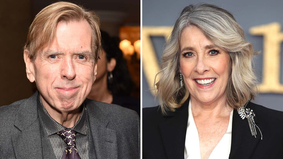 Timothy Spall and Phyllis Logan- Split-Getty-H 2019