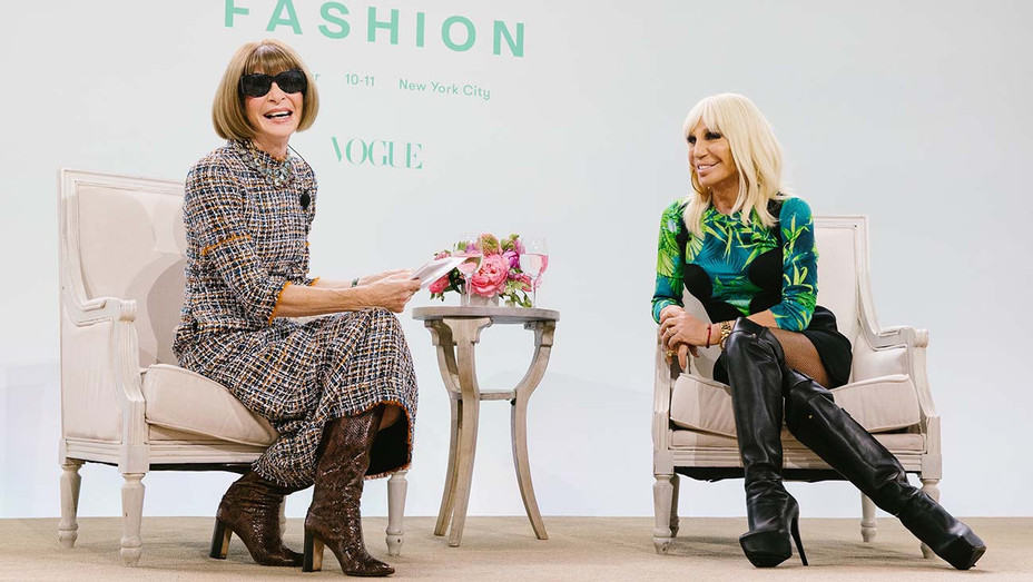 Vogue and Cardi B + Donatella - Publicity - H 2019